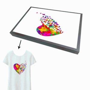 Procolored shirt ropa accesorio para A3 A4 Tamaño de la plataforma de piezas