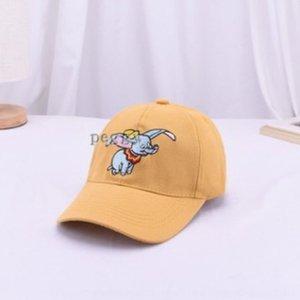 Kleiner Elefant Kinder-Baseball Sonne Jahre alt Zunge cap cap 2-8 und Mädchen Ente Baseball Jungen Hut xq2q4