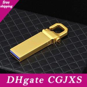 محركات الأقراص USB صغير 3 .0 محركات الأقراص ذاكرة فلاش حملة القلم معدن U القرص كمبيوتر محمول بنا