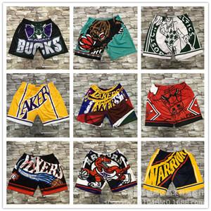 jersey Büyük Yüz Lakers Ejderha boğa Kelt ısı sihirli savaşçı basketbol tenis pantolon