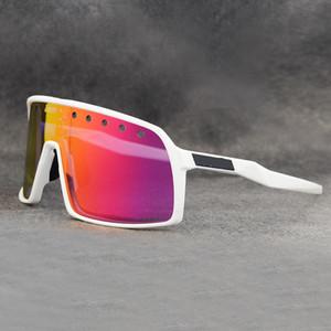 lunettes de vélo design Nouveau 9406 Sutro Cyclisme Lunettes Sports de plein air Lunettes de soleil de lunettes de vélo de verre polarisé avec étui de marque