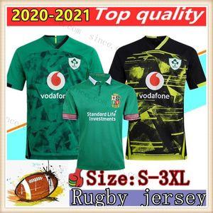 20 21 Irlanda casa longe rugby jerseys 2019 World Copa National Team Top Quality Rugby Camisas 18/19 Retro Liga Jersey Mens S-3XL