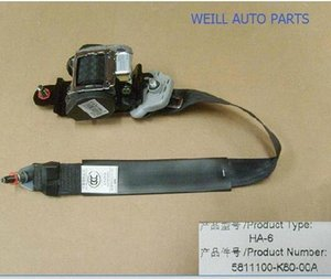 WEILL ceinture de sécurité 5811100-K80-00A pour grand mur haval # HhUu H5