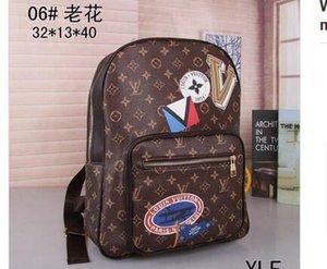 2020 donne tracolla borsa a tracolla della borsa L sacchetto delle signore del messaggero di modo parigi vecchio fiore borse a mano 008