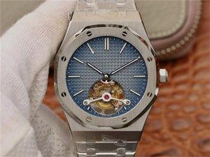 R8 Top-Quality 26510 Montre de Luxe Cal.2924 Relojes de movimiento 41mm * 12.4mm Súper de almacenamiento de energía luminosa para 80 horas de reloj para hombre