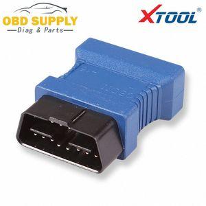 Xtool PS2 OBDII 16 connettore Per X1 PS2 MINI E300 E400 OBD II OBD 2 adattatore diagnostico OBDII Adattatore zW6d #