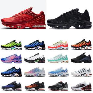 tn plus tn plus zapatilla de deporte ultra zapato 3.0 4.0 Triple Negro blanco CNY oreo Primeknit mujer zapatilla hombre diseñador deportes calcetín dardo