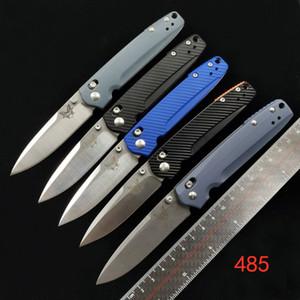 Nueva herramienta de BENCHMADE BM 485 el cuchillo plegable de camping al aire libre AXIS 484 756 EDC 940 940 535 550 319 318 781 3300 CUCHILLO