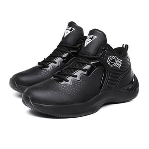 Qualitäts-Herren-Schuhe Gummi MD Sole Qualitäts-Basketball-Schuh-beiläufige Turnschuh-Männer Breathable heiße verkaufende Trainingsschuhe Männer Straße Tr