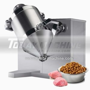 Chemical Industrial powder 3D Mixer machine