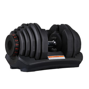 Adjustable Dumbbell 5-40kg Fitness Workouts Dumbbells Weights Build Your Muscles Sports Fitness Supplies Equipment ZZA2471 Sea Shipping