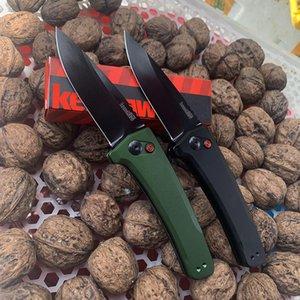 Nouveau aluminium anodisé couteau automatique tactique 7300 KS poignée EDC 7500/7100/7200 couteaux cadeaux Collection