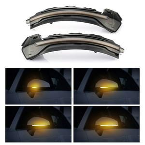 LED dynamique CLIGNOTANTS côté lumineux de la lampe Miroir pour Audi A3 S3 RS3 8V 2013-2018