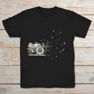 Câmera A lente única Reflex T-Shirt