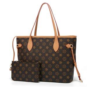 Diversi sacchi Dimensioni 2020 New Style Vintage presbiti Big Bag moderno e alla moda / donne Big Bag Sacchetto di spalla / sacchetto di mano delle donne Stampato