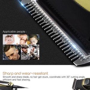 Kemei Km 1990 rechargeable Tondeuse professionnelle cheveux Tondeuse à raser Machine à couper Barbe Tondeuse électrique Kemei Km 1990