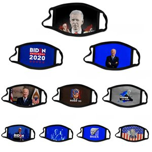 2020 Trump Masque Biden Mask US Election présidentielle adultes et enfants face Campagne Trump Masques d'impression