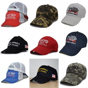 Fashion Trump Hat New 2020 Haz de América GRAN MUCHO VOLVER DONALD TRUTH BEATBELL CORPS HIP-HOP HAT HATER HOMBRES COMERCIALES BORRIDADERA CAPS # 446