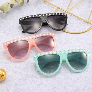 Moda Kristal Güneş Kızlar Kişilik PC Çerçeve Yapay elmas Deco UV400 Güneş UK Trend Güneş Tedarikçi adına 1hZm #