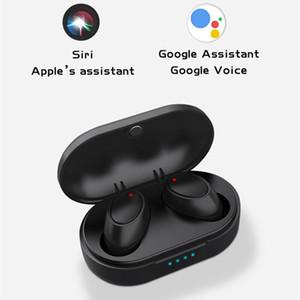 Kulak Gerçek Kablosuz Kulaklık Kulaklık ile Mikrofon Stereo Kulaklık Q3 A6s Airdots yılında Hava-3 kulaklıklar TWS Mini Bluetooth 5.0