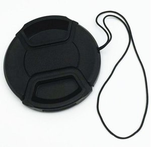 VERY HOT!Portable Universal Cover With String Cap Camera Lens Durable for Nikon