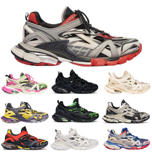 2020 Top Quality Track Release 3.0 Tess S Paris Тройной S Кроссовки Clear Подошва мужская 2020 женщин кроссовки повседневная обувь Кроссовки Корзинки