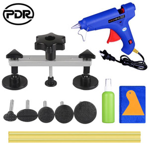 Super PDR Paintless Dent Repair Tool Auto Dent Pullers For Pulling Bridge with glue gun High Quality Tools car repair kits