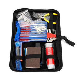 Guitar Repair Kit de Ferramentas 45 pcs Manutenção Cuidados Set com bolsa de transporte Acessórios
