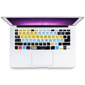 "Serato Scratch LIVE Spanish Hotkey Shortcuts Silicone Keyboard Cover Protector Skin For Mac Air Pro Retina 13""15""17"" EU US"