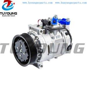 Haute qualité 10PA17C compresseur AC Auto A8 AUDI 4E0260805F 4E0250805F 4472209262 pièces auto ac