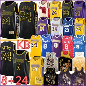 LeBron James 23 6 Mens Basketball Jersey NCAA BRYANT Jersey 8 24 33 00 Carmelo Anthony Blazer Los Angeles