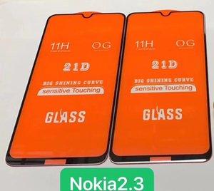 cgjxsFor Iphone Xs Max Xr 8 7 6 Plus 21d Black Full Cover Colle en verre trempé écran protecteur