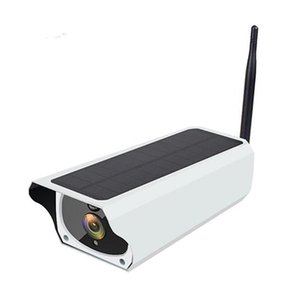1080P HD Solar WiFi IP Camera Outdoor Charging Battery Wireless Security Camera PIR Motion Detection Surveillance CCTV