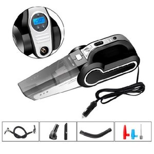 Car Vacuum Cleaner Home Wireless Handheld Cleaner High Suction Wet And Dry Air Compressor Cleaning Super Strong Suction Auto Ho