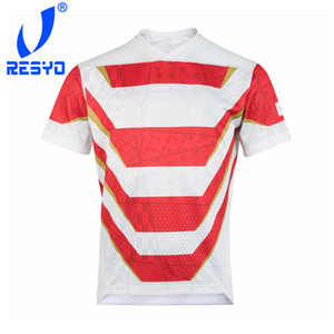RESYO FOR Japan RWC 2019 Men's Home Pro RUGBY JERSEY Sport Shirt S-3XL