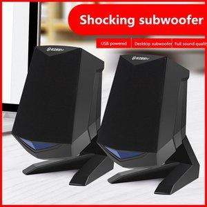 Laptop Audio Desktop Audio Multimedia Subwoofer Geschenk Kreative Lautsprecher Heimkino-Echo-Wand-System Portable Sound Column