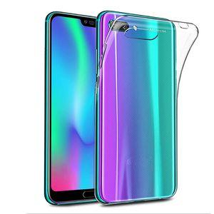 Cas TPU souple transparent pour Meizu 6 / 6T / 15 / M15 / 15 Lite / Note 6 / A5 / M5C / 5S / Pro 6Plus / X / Note5 / Max / U10