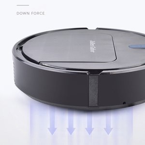 Automatic Smart Vacuum Cleaner Robot Floor Cleaner 3-In-1 Auto Rechargeable Smart Sweeping Robot sweeping mopping machine