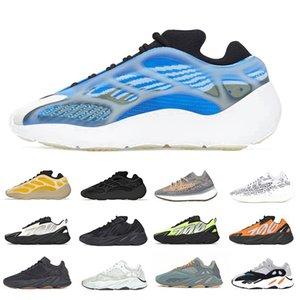 380 v2 azareth srphym 700 v3 kanye west zapatillas para correr para hombre Alvah Azael reflective Mist Blue Oat hombres mujeres entrenadores diseñadores deportivos zapatillas
