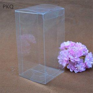 10pcs Büyük Plastik Şeffaf PVC Kutuları Şeffaf Su geçirmez Hediye Takı / Şekerleme / Oyuncak Ekran Kutusu 13km # İçin Box Paketleme