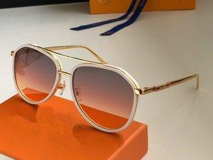 New 1203 Womens Designer Sunglasses oval metal frame sunglasses charming elegant style anti-UV400 lens leisure eyewear with ca high quality