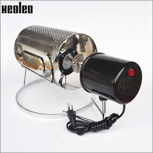Xeoleo Gas Coffee Roasters automatico rotazione caffè Baker domestica Bean Roasters Adatto per Peanut / melone semi 600g