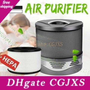 Vente chaude 4 en 1 Air Clean Home Office Purificateur d'air avec filtre Hepa, nettoyage de l'air calme ionique stérilisateur Lonizer poussière Pm2 0,5 Remover