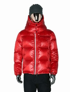 2020 New Mens winter down jacket high quality parka for men womens down jacket hooded coat fashion keep warm down coats