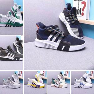 бесплатная доставка 2020 EQT Bask ADV Мужчины Женщины кроссовки сетка Классический Night Cargo Clear Коричневый Обувь Белый Синий Открытый Sneaker Размер 36-45