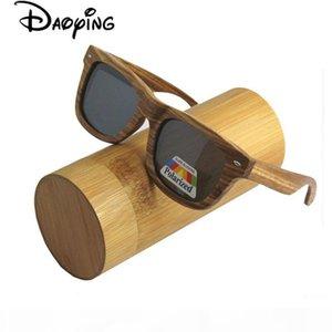 New alta qualidade da madeira Sunglasses tão real de madeira de bambu Sunglases Homens Mulheres polarizada Goggle Driving Óculos Retro Sombra uv400 protecção CE
