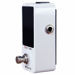 Freeshipping Effect Guitar Pedal   Baby Tuner Very small and compact design free shipping