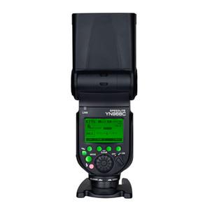 YONGNUO YN968C YN968N II فلاش Speedlite forCanon NikonDSLR متوافق ث / YN622N YN560 WirelessL و speedlite 1/8000 LED ضوء
