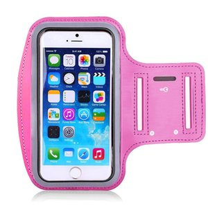 Universal Waterproof Mobile Phone Sport Armband Case for iPhone Running Phone Arm Band Telephone Holder Arm Bag Pouch for iphone