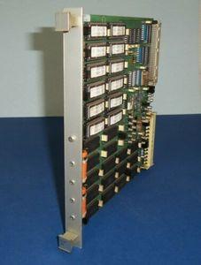DSMB 124/57360001-U / 3 ABB ROBOTICS MEMORY BOARD
